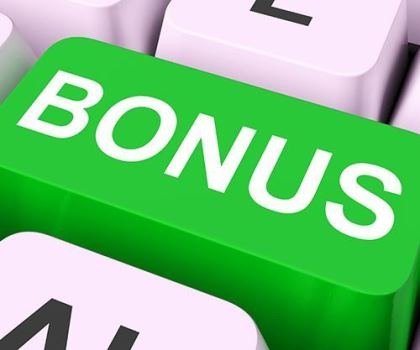 Sign Up Bonus