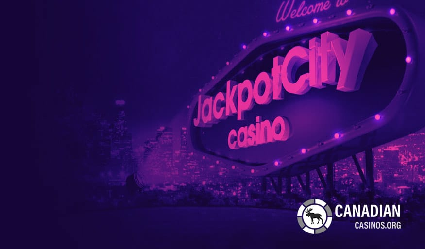 Jackpot City Welcome Bonus